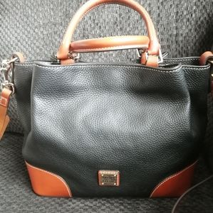 Dooney and Bourke leather handbag